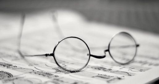 Schubert's glasses